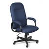 Value Series Executive High-Back Task Chair, Navy
